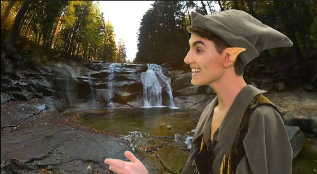 פיטר פן בגן הבוטני