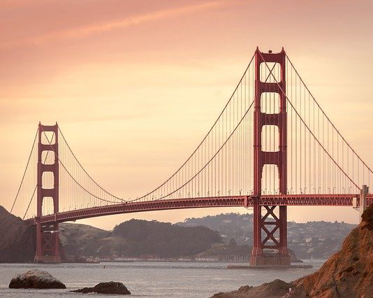 """שער הזהב סן פרנסיסקו ארה""""ב"""