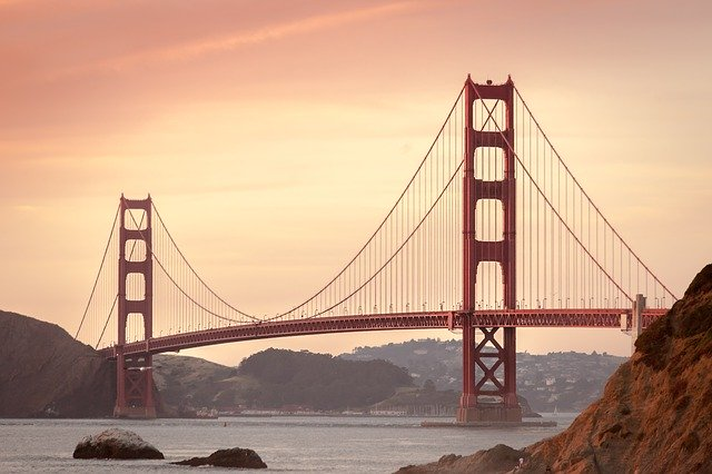 שער הזהב סן פרנסיסקו ארה