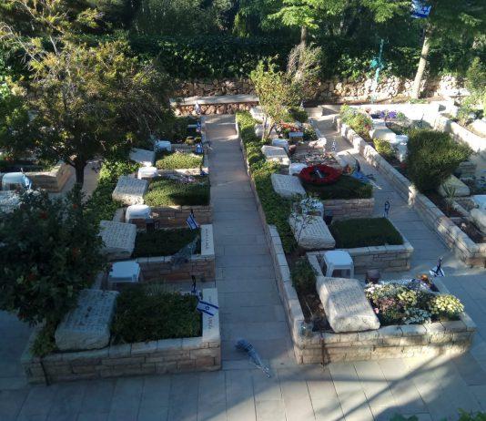 בית הקברות הצבאי בהר הרצל
