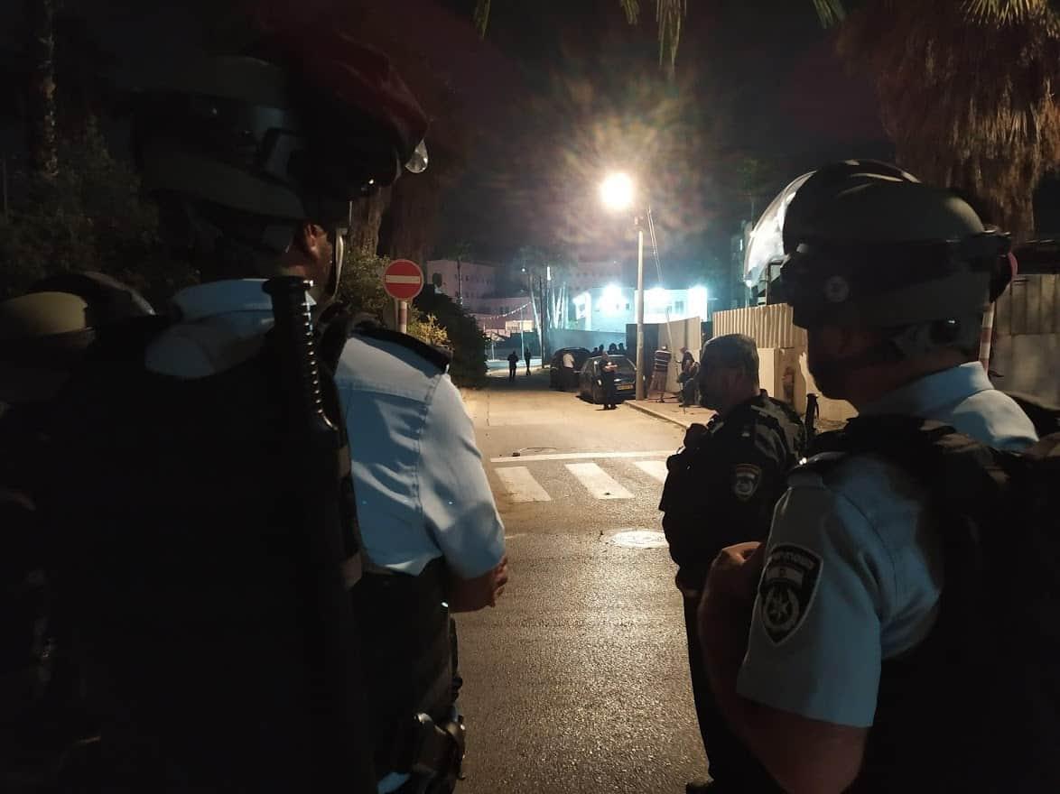 משטרה חסרת אונים