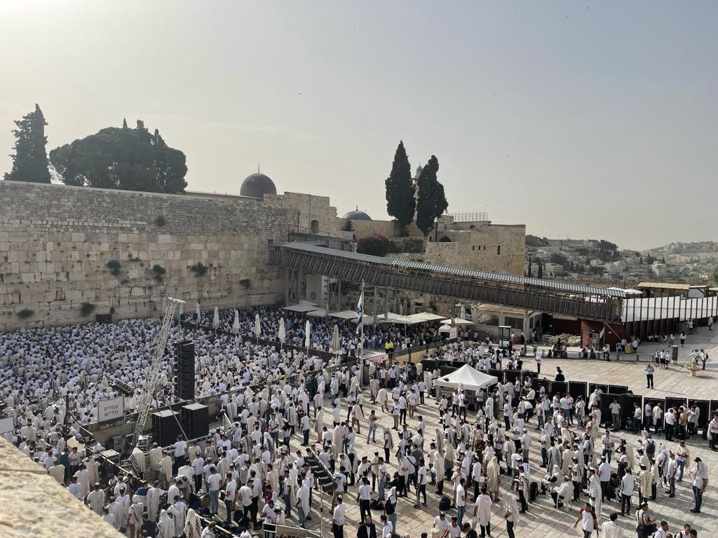תפילת יום ירושלים